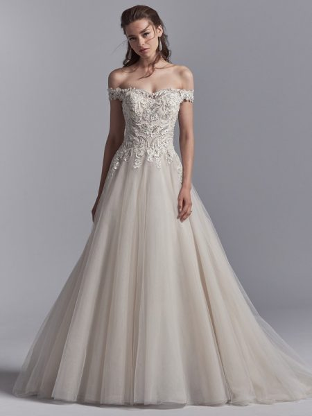 Safira Wedding Dress from the Sottero and Midgley Khloe 2018 Bridal Collection