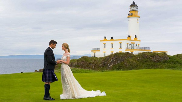 The Turnberry Lighthouse at Trump Turnberry