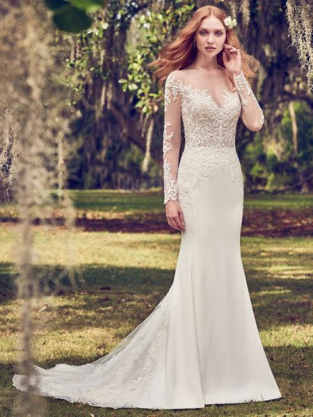 Toccara Wedding Dress from the Maggie Sottero Emerald 2018 Bridal Collection