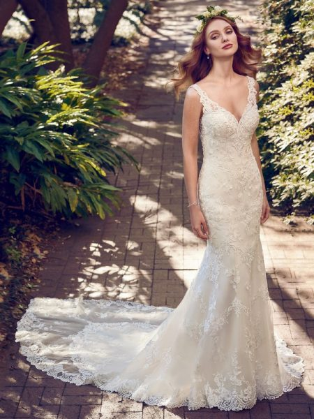 Zamara Wedding Dress from the Maggie Sottero Emerald 2018 Bridal Collection