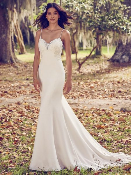 Zoey Wedding Dress from the Maggie Sottero Emerald 2018 Bridal Collection