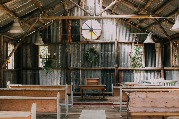 Inside chapel at The Simondium Country Lodge