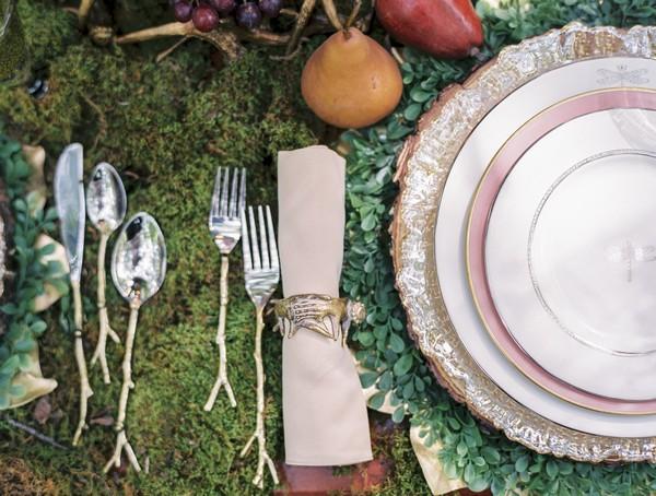 Twig cutlery