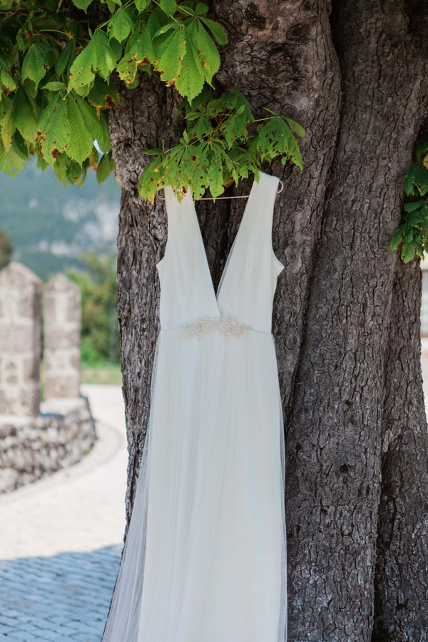 Kate Halfpenny wedding dress