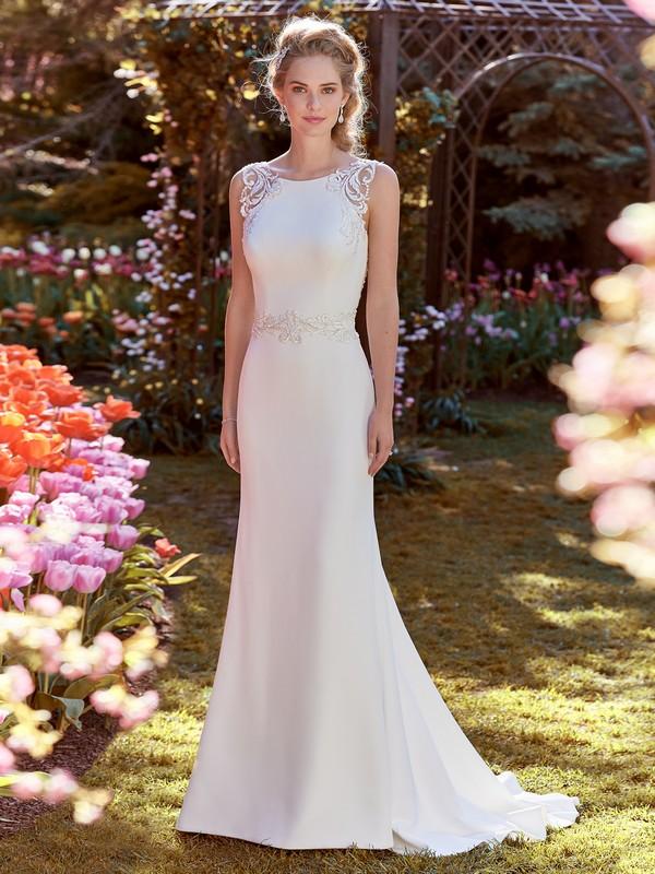Ada Wedding Dress from the Rebecca Ingram Juniper 2018 Bridal Collection