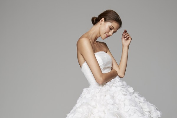 Anne Barge Fall 2018 Bridal Collection - Opal Dress