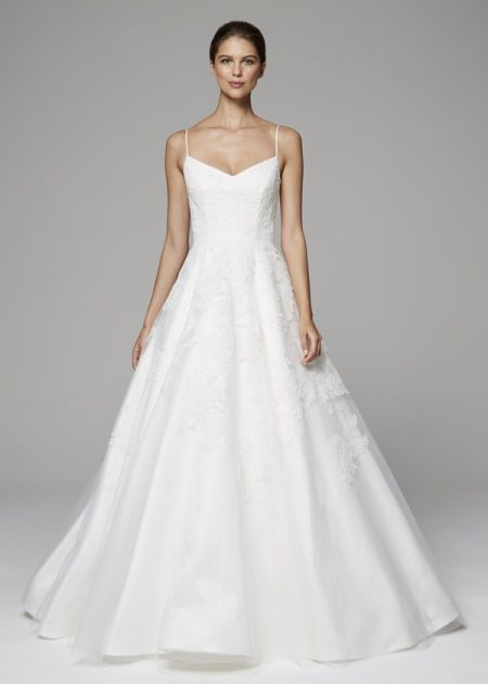 Arabella Wedding Dress from the Anne Barge Fall 2018 Bridal Collection