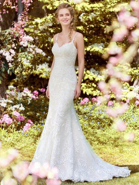 Debbie Wedding Dress from the Rebecca Ingram Juniper 2018 Bridal Collection