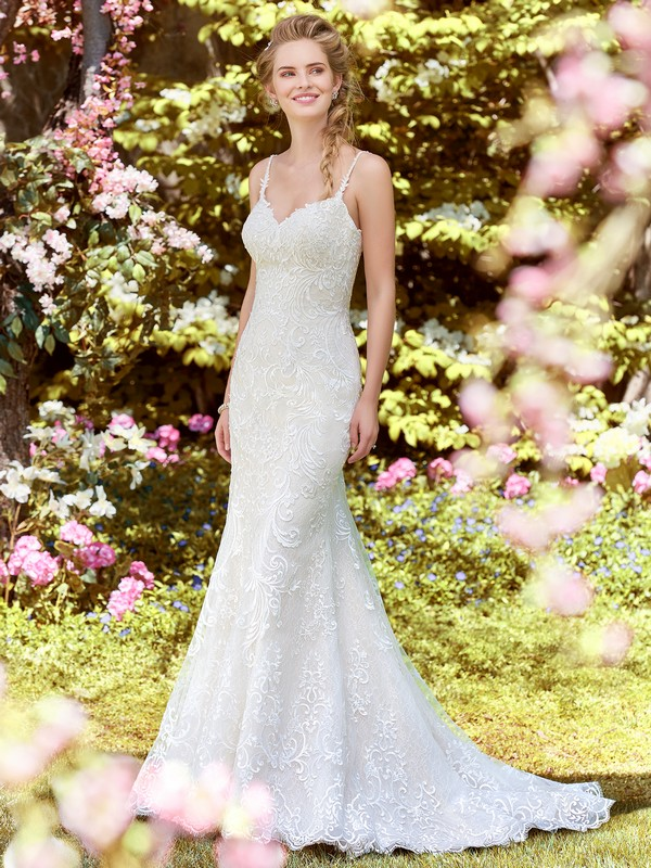Debbie Wedding Dress from the Rebecca Ingram Juniper 2018 Bridal Collection