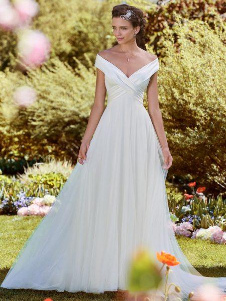 Edna Wedding Dress from the Rebecca Ingram Juniper 2018 Bridal Collection