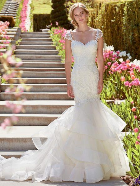 Gloria Wedding Dress from the Rebecca Ingram Juniper 2018 Bridal Collection