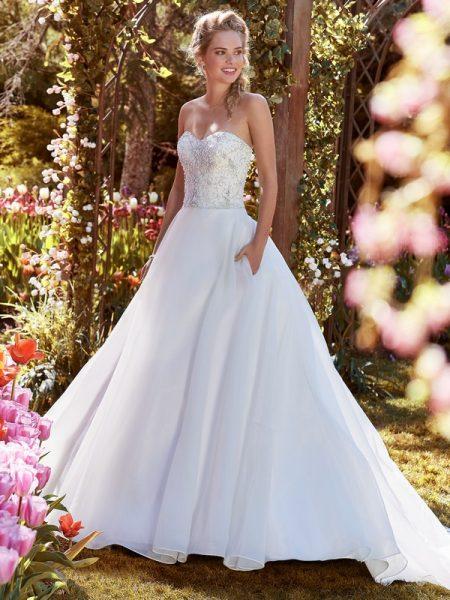 Judith Wedding Dress from the Rebecca Ingram Juniper 2018 Bridal Collection