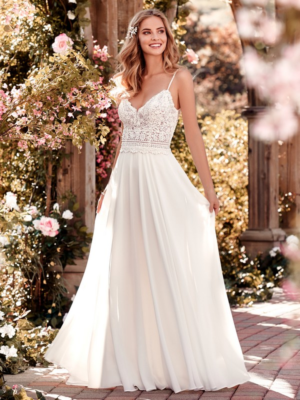 Juniper Wedding Dress from the Rebecca Ingram Juniper 2018 Bridal Collection