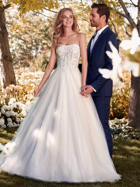 Lavonne Wedding Dress from the Rebecca Ingram Juniper 2018 Bridal Collection