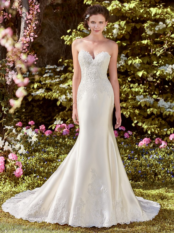 Laynie Wedding Dress from the Rebecca Ingram Juniper 2018 Bridal Collection