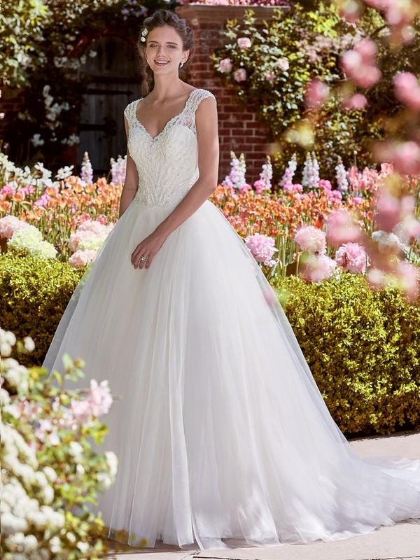 Leanne Wedding Dress from the Rebecca Ingram Juniper 2018 Bridal Collection