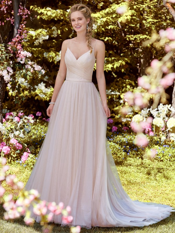 Maxine Wedding Dress from the Rebecca Ingram Juniper 2018 Bridal Collection
