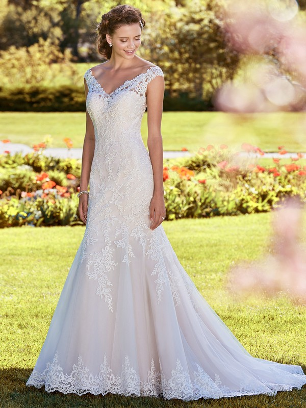 Nancy Wedding Dress from the Rebecca Ingram Juniper 2018 Bridal Collection