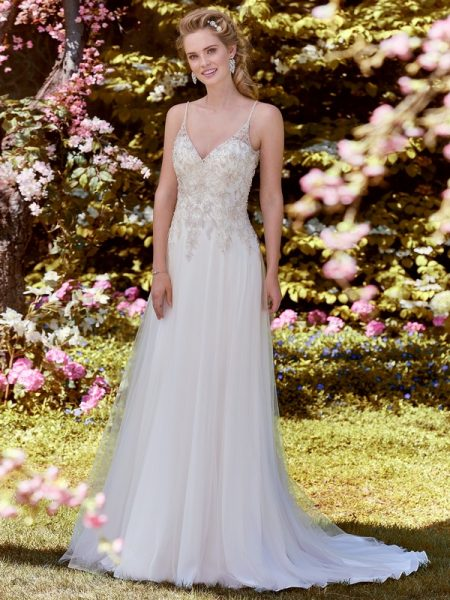 Nellie Wedding Dress from the Rebecca Ingram Juniper 2018 Bridal Collection
