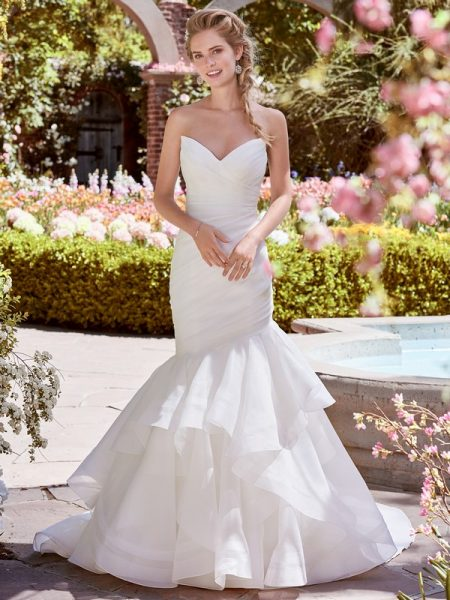 Patsy Wedding Dress from the Rebecca Ingram Juniper 2018 Bridal Collection