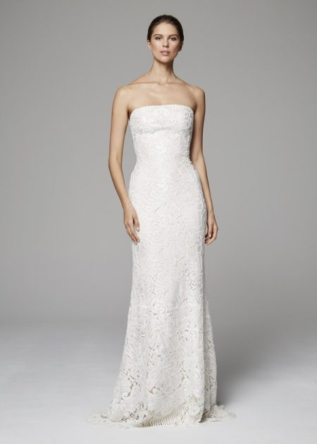 Philippa Wedding Dress from the Anne Barge Fall 2018 Bridal Collection