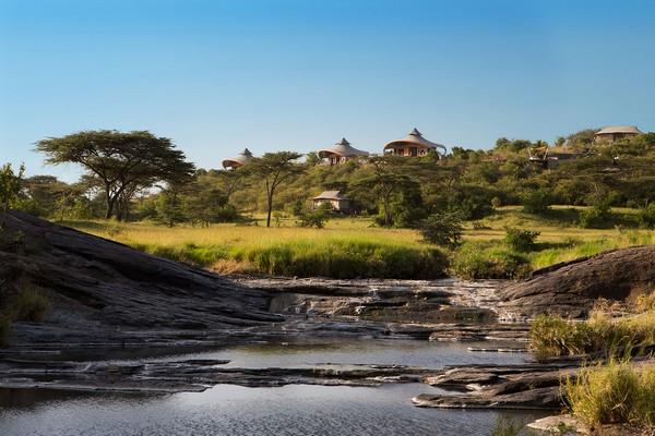 Plains by Mahali Mzuri, Kenya