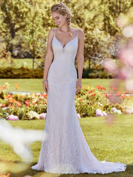Polly Wedding Dress from the Rebecca Ingram Juniper 2018 Bridal Collection