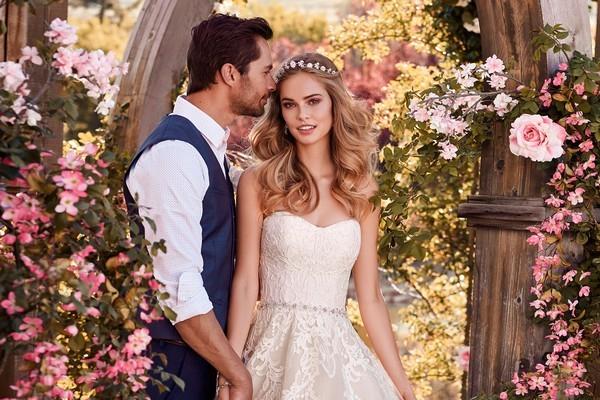 Rebecca Ingram Juniper 2018 Bridal Collection - Bernice Dress