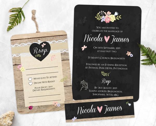 Should You Order Wedding Stationery Samples?