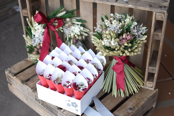Shropshire Petals Christmas Wedding Products