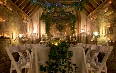 Nordic Christmas Wedding Styling Ideas