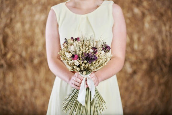 Wheat Wedding Styling Ideas