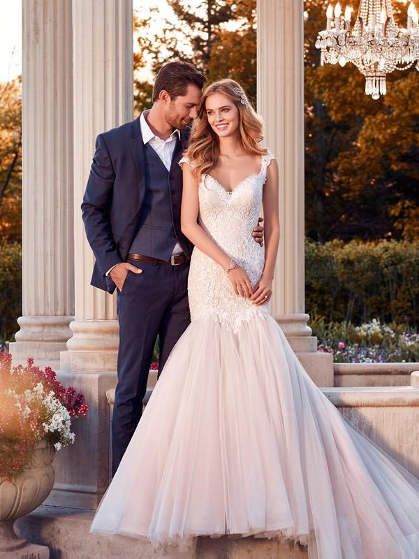 Zelda Wedding Dress from the Rebecca Ingram Juniper 2018 Bridal Collection
