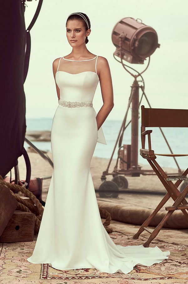 2183 Wedding Dress from the Mikaella Spring 2018
