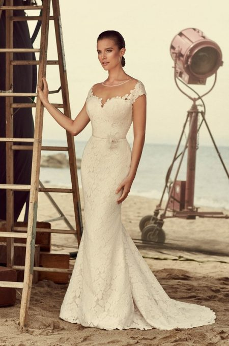 2185 Wedding Dress from the Mikaella Spring 2018
