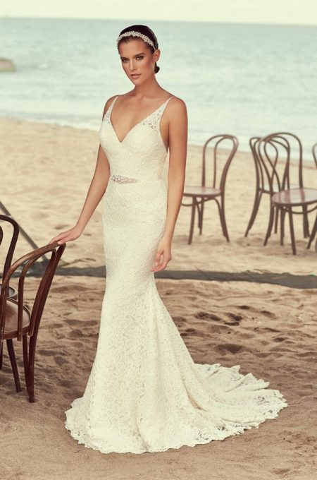 2194 Wedding Dress from the Mikaella Spring 2018