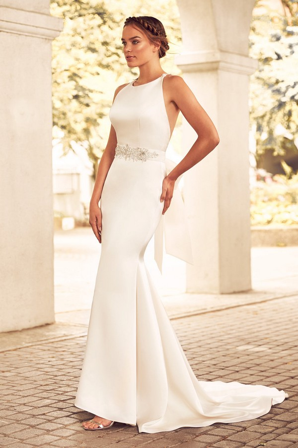 4780 Wedding Dress from the Paloma Blanca Spring 2018 Bridal Collection