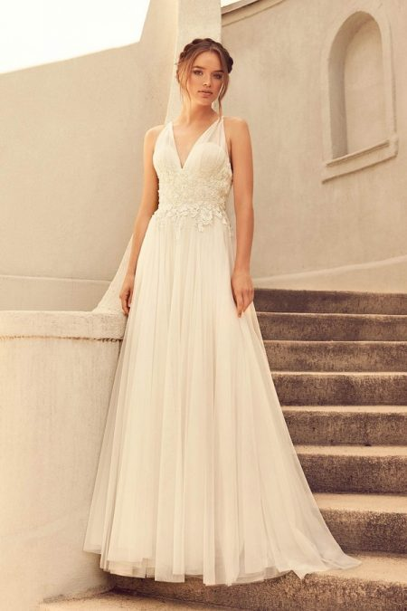4782 Wedding Dress from the Paloma Blanca Spring 2018 Bridal Collection