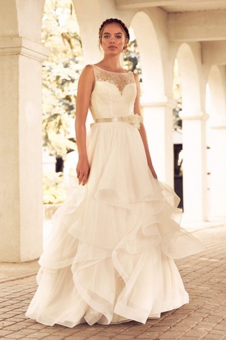 4783 Wedding Dress from the Paloma Blanca Spring 2018 Bridal Collection