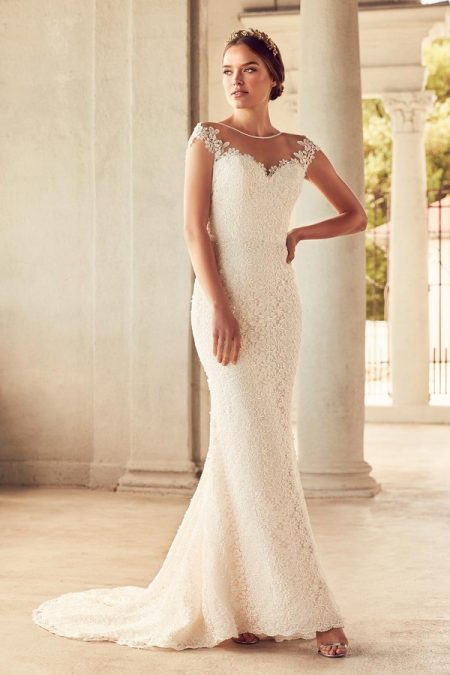 4786 Wedding Dress from the Paloma Blanca Spring 2018 Bridal Collection