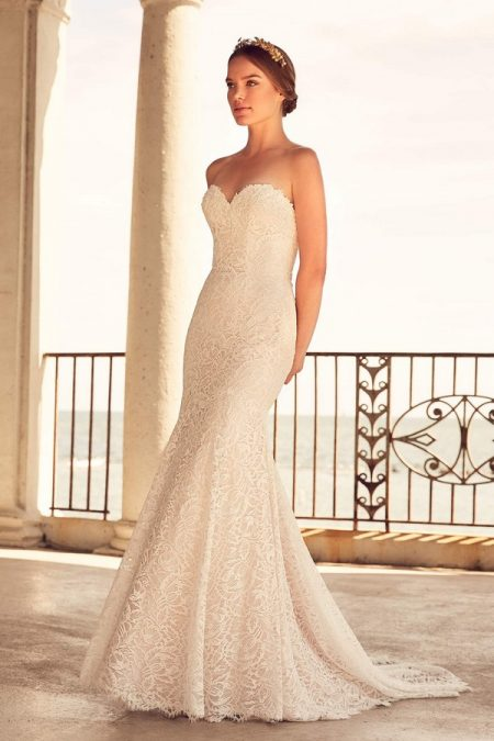 4794 Wedding Dress from the Paloma Blanca Spring 2018 Bridal Collection