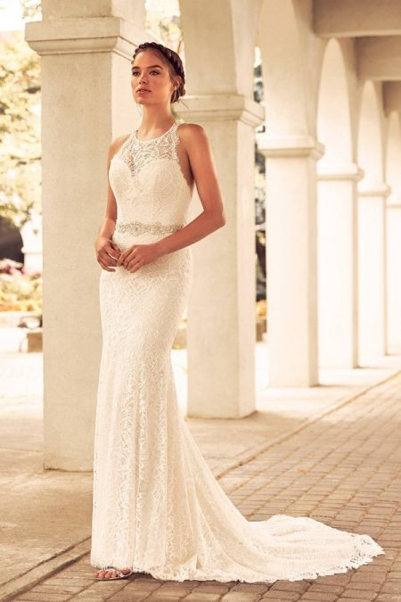 4795 Wedding Dress from the Paloma Blanca Spring 2018 Bridal Collection