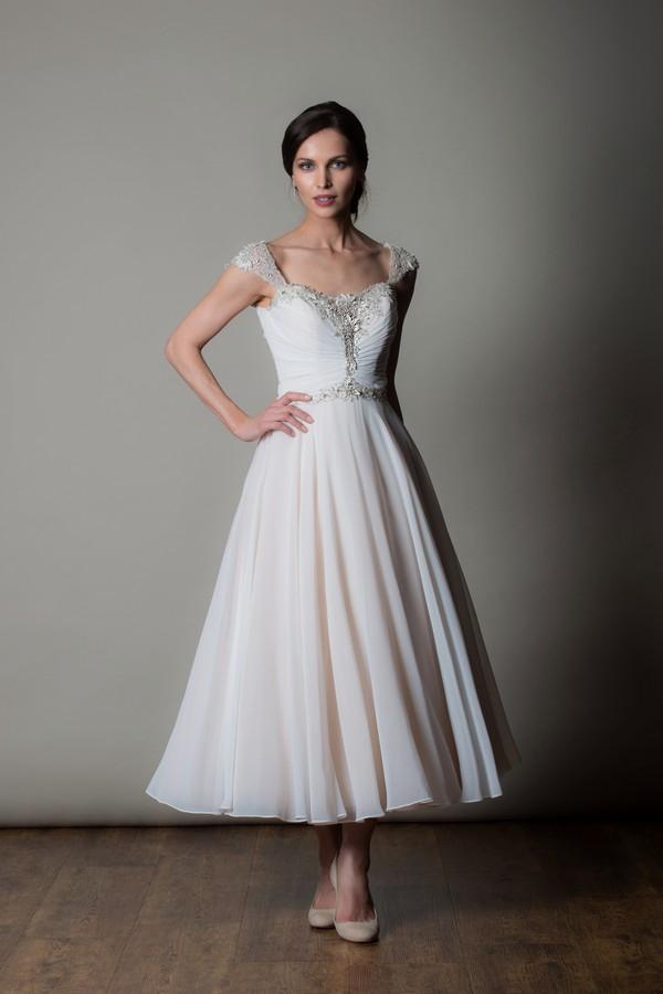 Amalfi Wedding Dress from the Rita Mae 2018 Bridal Collection