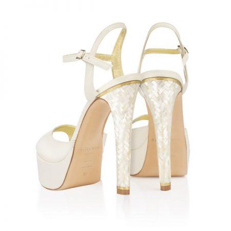 Heel of Angel Freya Rose bridal shoes for 2018
