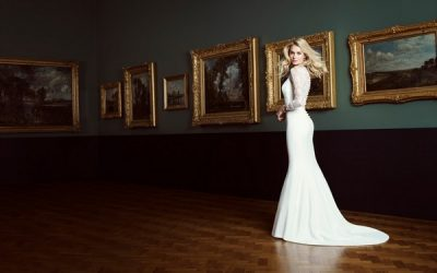 Caroline Castigliano Celebrating Romance 2018 Bridal Collection