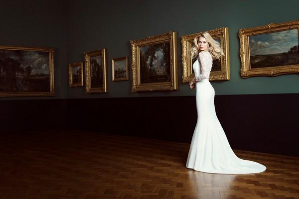 Caroline Castigliano Celebrating Romance 2018 Bridal Collection