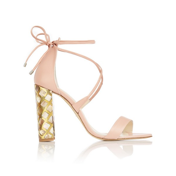Courtney Pink shoes from the Freya Rose Capsule Collection
