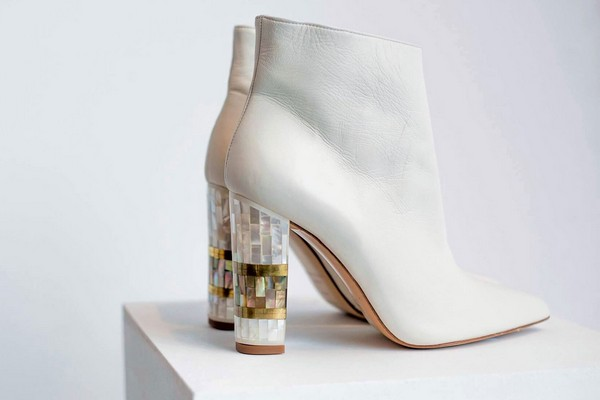 Freya Rose Bridal Shoes SS 2018 - Jasmine Shoes