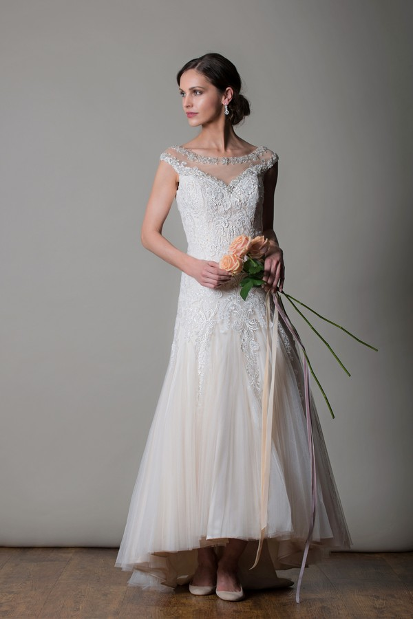 Memphis Wedding Dress from the Rita Mae 2018 Bridal Collection