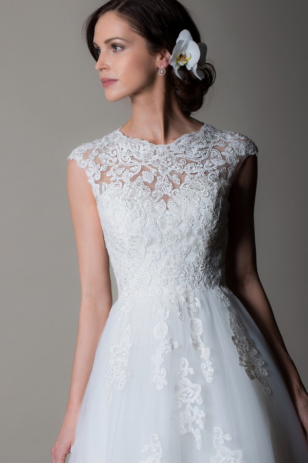 Milan Wedding Dress from the Rita Mae 2018 Bridal Collection
